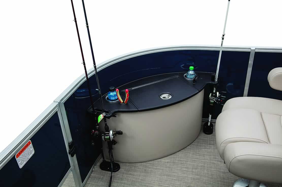 Ranger Reata RP220F Fishing Pontoon - Mercury Four Stroke