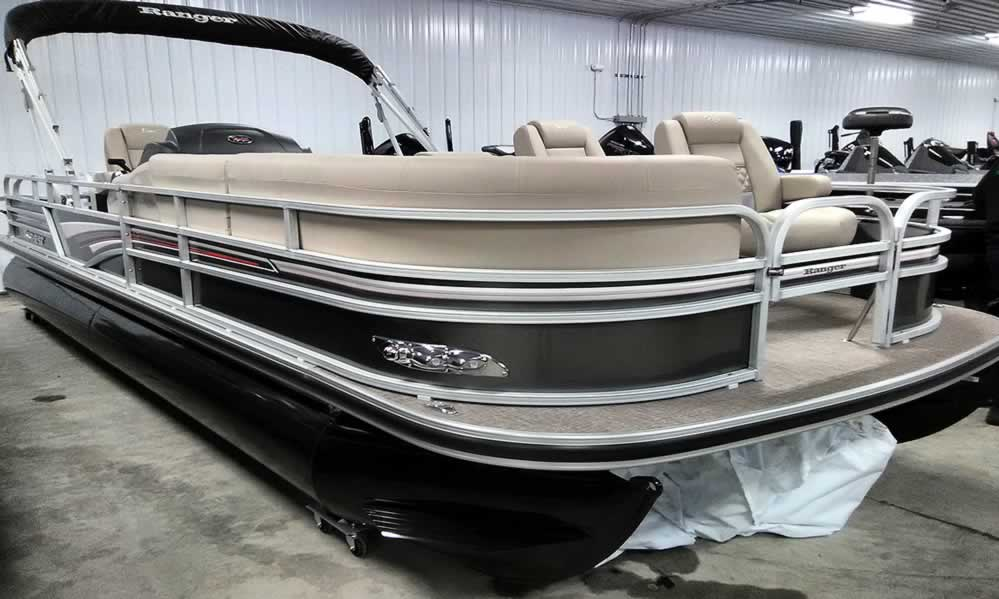 Ranger Reata Pontoon Boats
