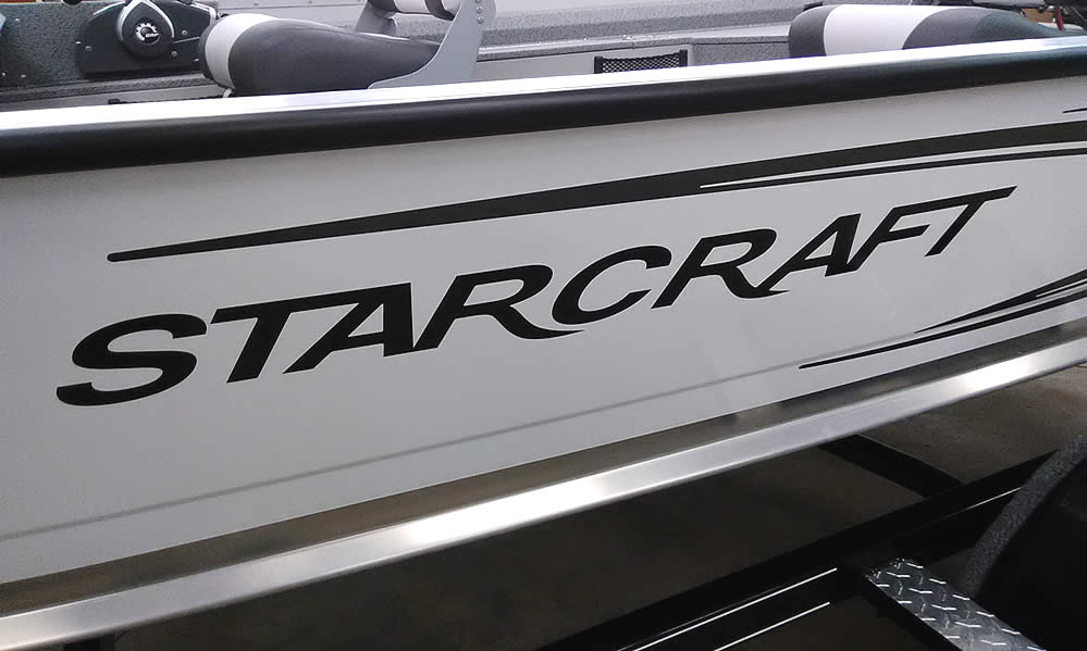 Starcraft Fishing Boats - Sales+Service