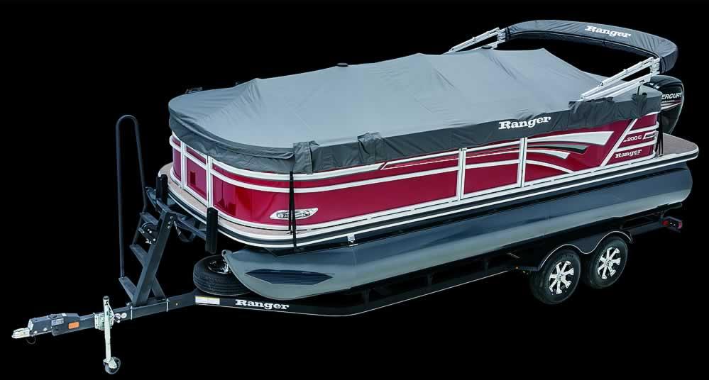 Ranger Reata RP200C Pontoon Boat