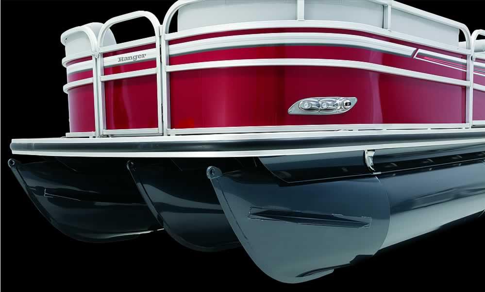 Ranger Reata RP223C cruise pontoon