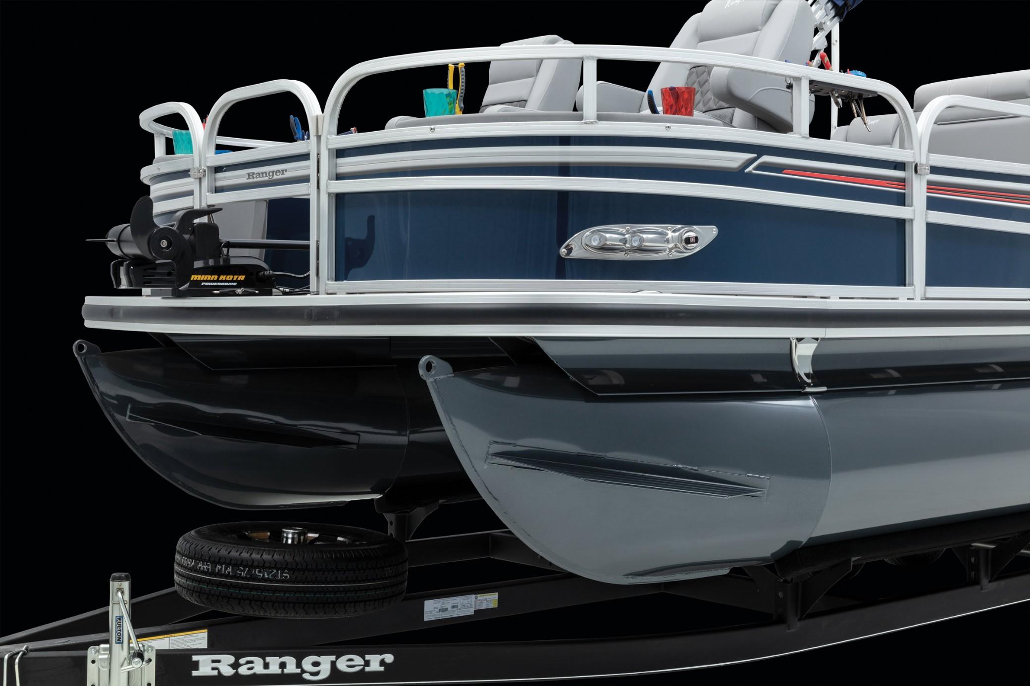 2020 Ranger RP220F Fish Pontoon