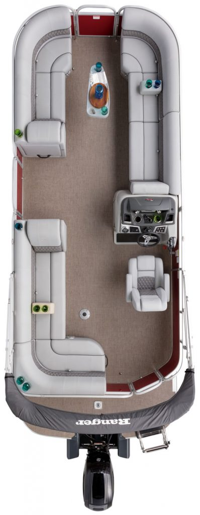 Ranger RP223C Reata Cruise Pontoon