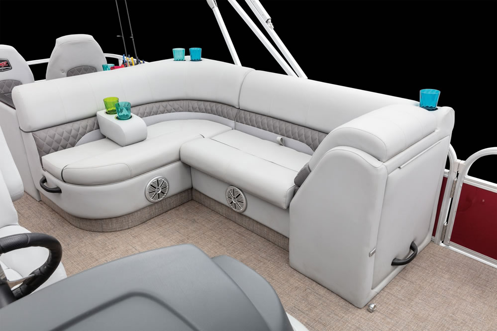 Ranger Reata RP220FC Fish-Cruise Pontoon