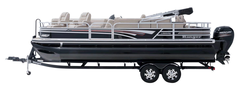 Ranger Reata RP223FC Fish-Cruise Pontoon