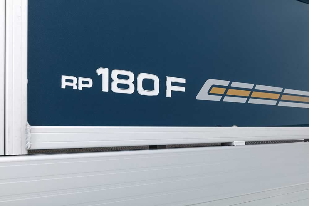 Ranger RP180F Classic Series Pontoon