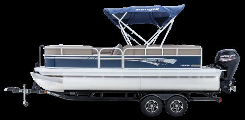 Ranger RP200C Classic Series Pontoon Boat