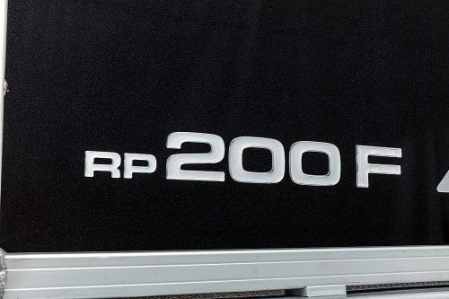 Ranger RP200F Classic Series Pontoon