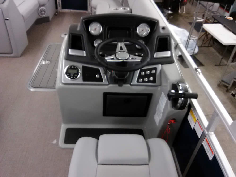 Ranger RP223C Cruise Pontoon - IN STOCK NOW!