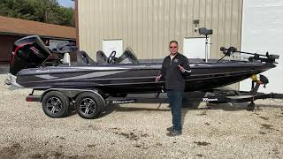 2020 Triton 21Trx Elite Bass Boat